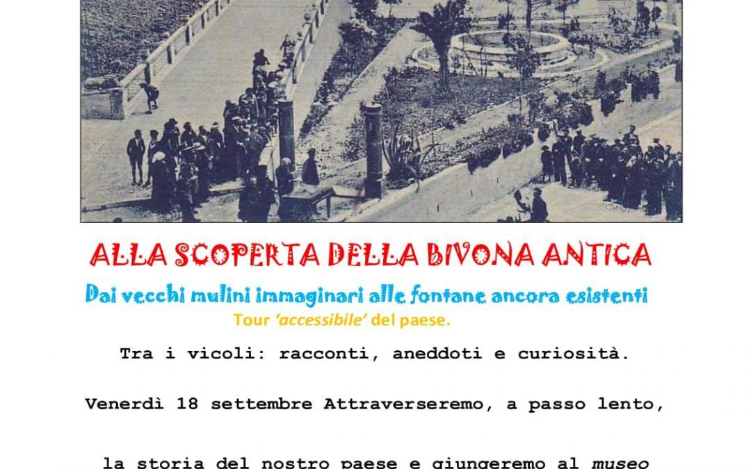 Alla scoperta della Bivona Antica