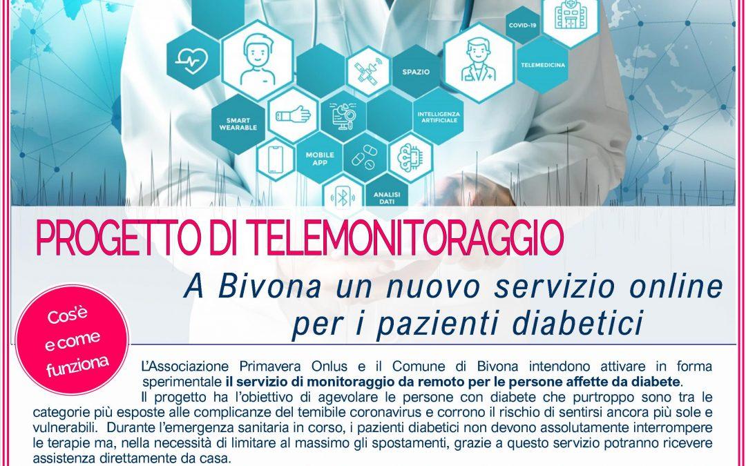 TELEMONITORAGGIO…AL VIA IL PROGETTO!